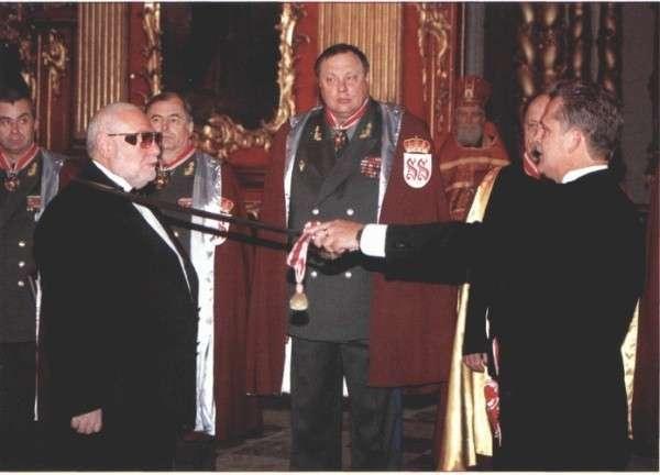 Олег чиркунов член масонской ложи